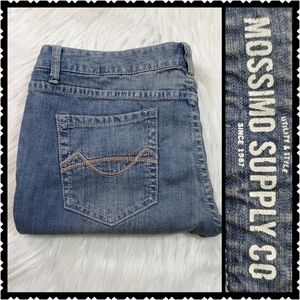 Mossimo 13 Short bootcut womans jeans